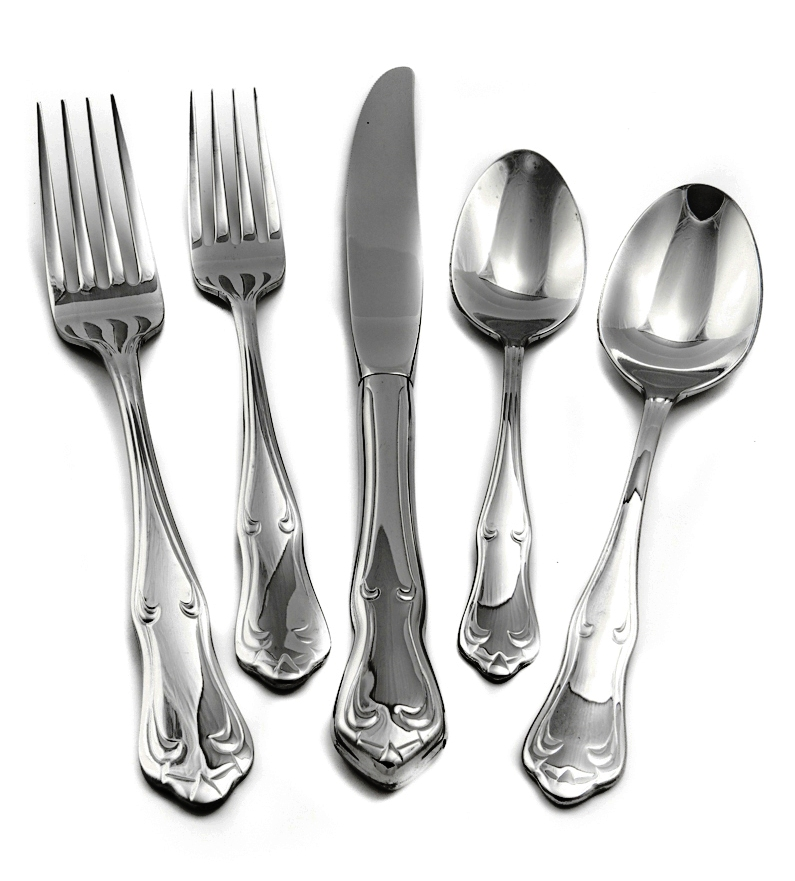 Champlin - 45 pc Service for Eight  ( Includes Serving Set)