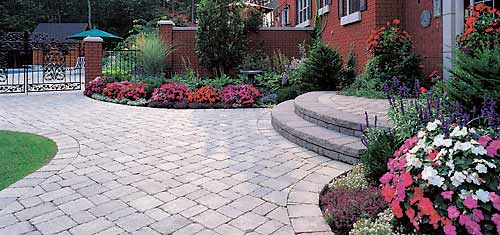 Pavers & Retaining Walls Products at Paragon Supply