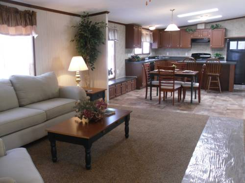 Family Room to Nook