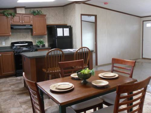 Nook and Kitchen