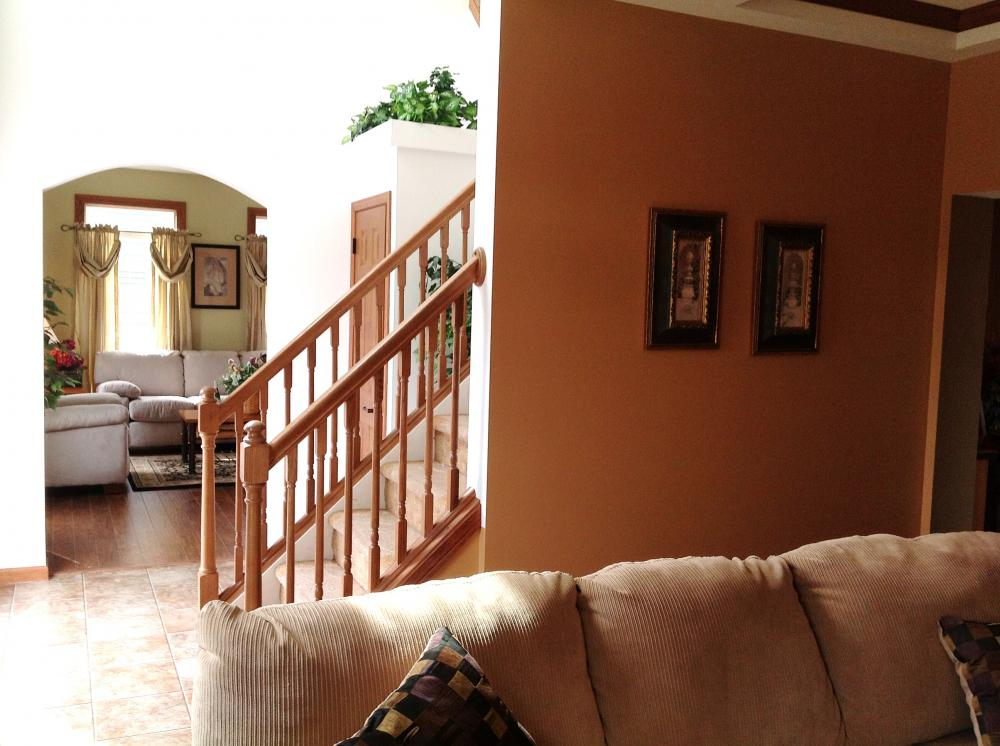 View from Living Family Room