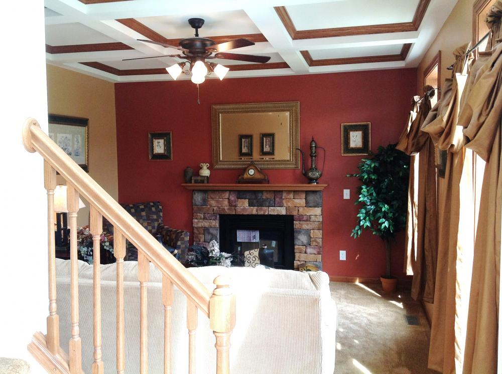 View into the Living Room