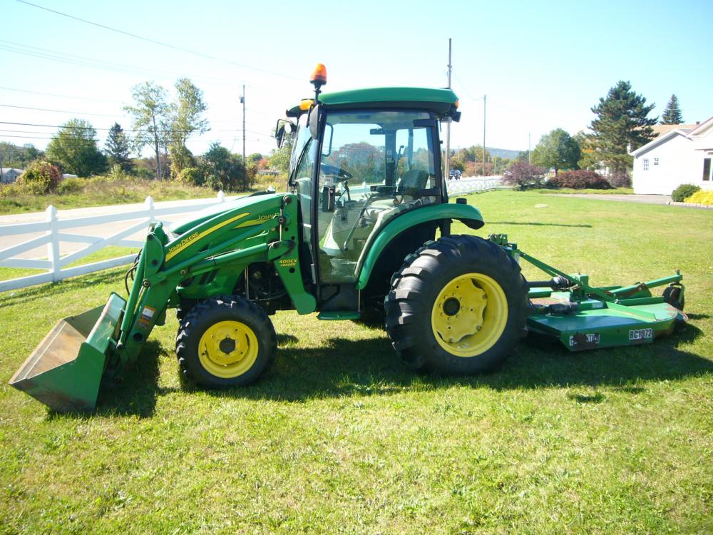 2008 JOHN DEERE 4250 FOR SALE