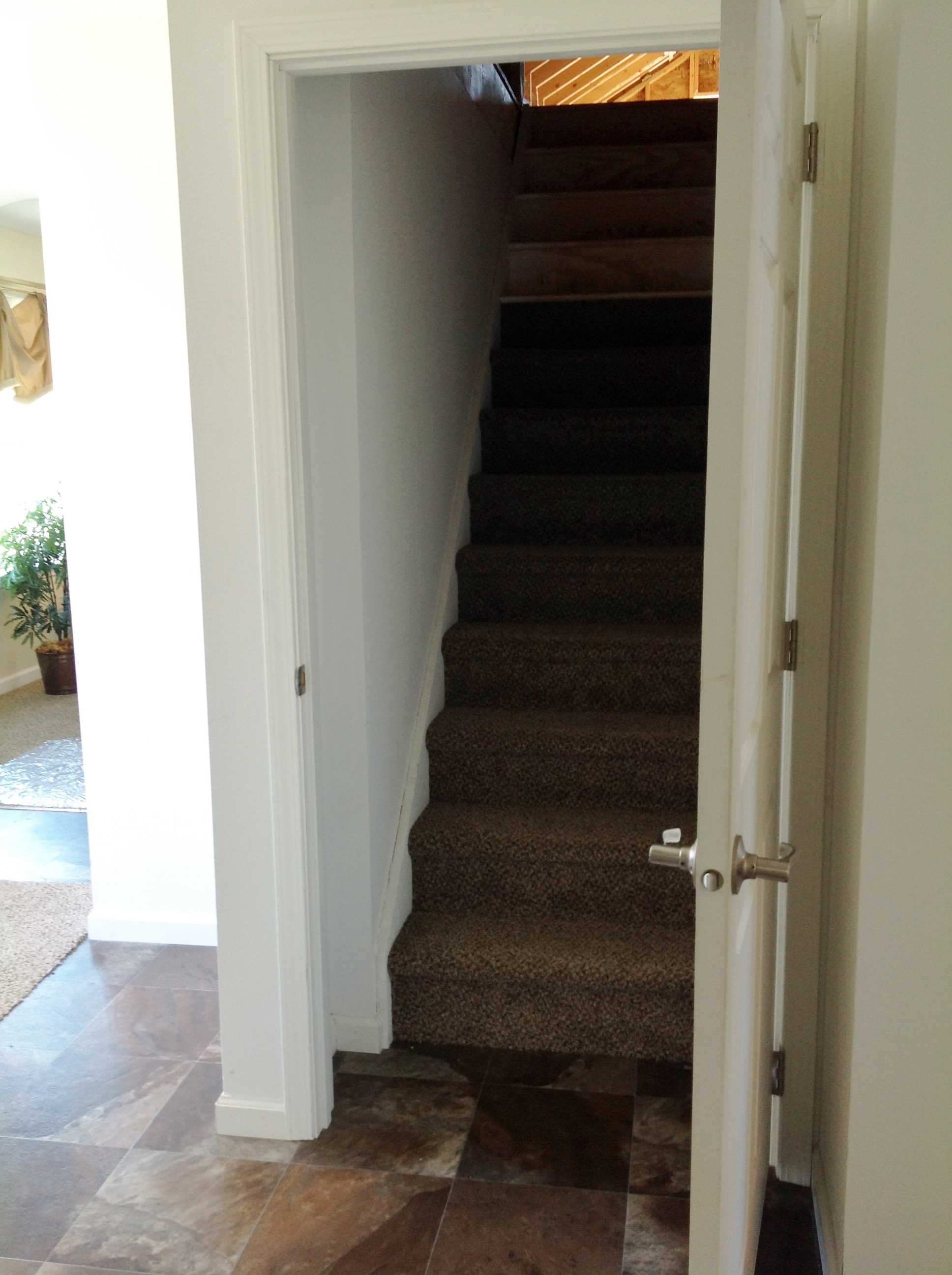 Stairs for the Cape Option