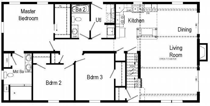 Floor plan as displayed.