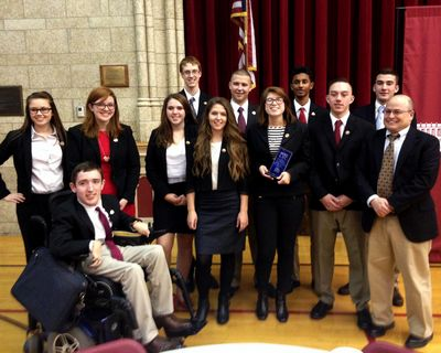 C-R, SSCS kids on #1 New Visions Law & Government