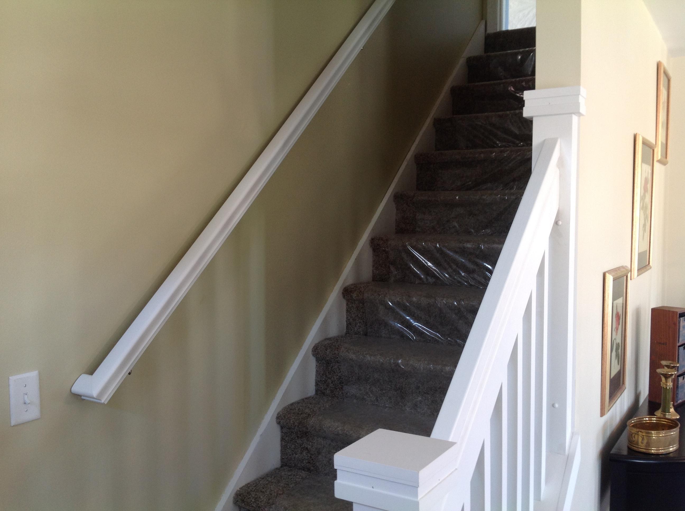 Stairway Just off Living Room