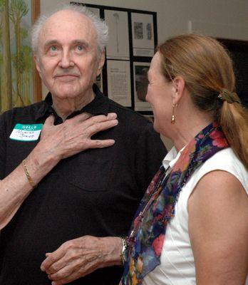 Gilboa celebrated Nick Juried History Center