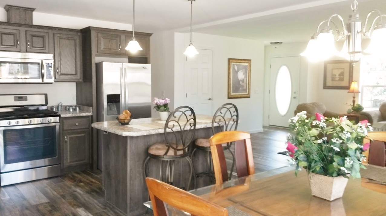 Imagine this kitchen in a Chalet Style home